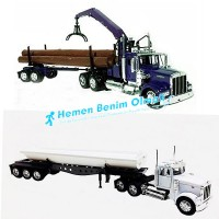 1:32 Kenworth W900 Model Tır - 13133