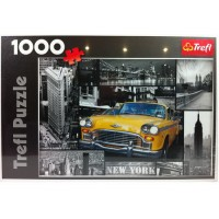 Oyuncak Trefl  Puzzle New York 1000Pcs