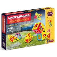 Magformers My First Tiny Friends Set Line 20 Parça