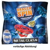 Dracco - Spin Booster Metal Clash