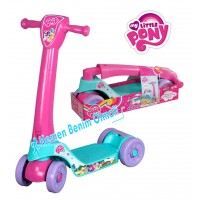My Little Pony Katlanabilen 4 Tekerlekli Çocuk Scooter