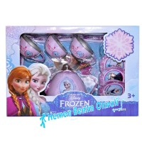 Disney Frozen Metal Çay Seti