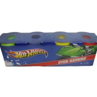 Hot Wheels  Dough Oyun Hamuru HW